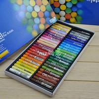 artist oil paint colors - Korea MUNGYO Oil Pastels colors Vivid Color For Artist Children Oil Painting Stick Paint Multifunctional Pens Hot Sale Gifts