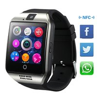 android compare - Wearable Device Smart Watch Q9 With Camera Bluetooth WristWatch SIM Card Smartwatch For Ios Android Phones Compare to U8 dz09