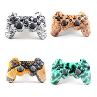 Wholesale PS3 Bluetooth Wireless Game Controller PS3 Dual Shock Gamepad game handle