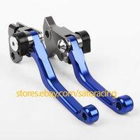Wholesale For Yamaha SEROW225 XT250X Dirt Bike Pivot Brake Clutch Levers