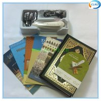 Wholesale gb Quran Read Pen PQ15 with books word by word voice holy quran reading pen