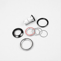 bicycle steerer - MTB Tapered Headset Spacer Integrated Bicycle Carbon Steerer Tube Parts Road Bike Headset quot Top Cap