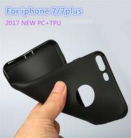 apple ihpone - 2017 New arrival scrub phone case ultra thin phone shell pc tpu phone case for iphone plus ihpone case