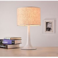 Письменный стол панель Цены-Настольная лампа Спальня Bedside Творческая европейская лампочка Современная скандинавская светодиодная настольная лампа Светодиодная панель