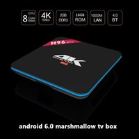 android media playe - Promotion GB GB H96pro Amlogic S912 Octa Core bit Android TV BOX G Dual Wifi HDMI K KODI Smart Media Playe