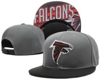 atlanta falcons cap - top Sale Atlanta Snapbacks Hats Fashion Street Sports Baseball Cap Fitted Cap Snap Backs Falcon Football Hat