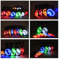 90pcs (45 paires) LED lacets Lacets Chaussures Flash Up Up Glow Stick Strap Chaussures Disco Party Skating Sports Glow Stick