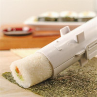 Wholesale Sushi Bazooka All in Sushi Making Machine Camp Chef Sushezi Roller Kit Sushi Rolls Made Easy Suitable For Beginners DIY Sushi Maker Mold