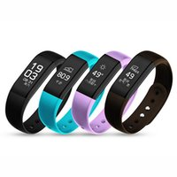 Bracelet intelligent et tactile Youmo SPORTS BRACELET pédomètre Connexion Bluetooth Smart Band Tracker pour Android IOS