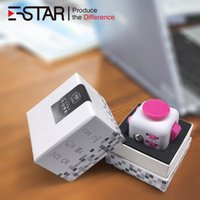 Wholesale Fidget Cube Anti Stress Colors In Stock Direct From China Factory Shipping In Hours OEM Welcome
