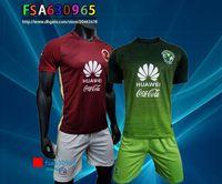 16 17 México Club América jerseys de fútbol rojo D.BENEDETTO 9 Away negro Rosa casa SAMBUEZA P.AGUILAR camiseta de fútbol