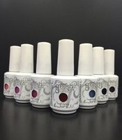 Wholesale High quality ml soak off led uv gel polish nail gel lacquer varnish gelish