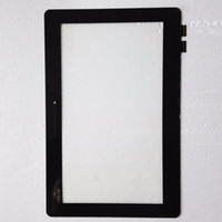 as pic asus transformer black screen - For quot ASUS Transformer Book T100 T100TA T100TA C1 GR Touch Screen With Digitizer Adhesive Glue Panel Front Glass Lens Black