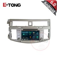 Toyota Avalon 2006 2 din Android 6.0 Quad Core Car Radio With GPS Nvigation System Support Rear View Camera Car stereo for Ttoyota Avalon 2006-2010 car dvd