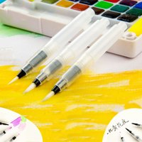 Wholesale Set Refillable Pilot Painting Art Water Brush Ink Pen for School Water Color Calligraphy Drawing Painting Illustration Pen
