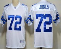 Wholesale Ed quot Too Tall quot Jones Dallas JERSEY shirts size S small xl