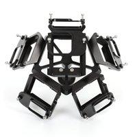 aerial bracket - 360 Degree Spherical Panorama Holder Bracket for Go pros Camera Aerial Photography For Mount Cameras Case