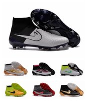 acc steel - 2016 New Boys Soccer Shoes Magista Obra FG Men ACC Football Shoes Good Quality Soccer Cleats Original Discount Hot Sale TPU Sports Boots