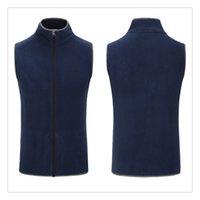 Wholesale The Hot Sale High Quality New Arrival Spring autumn Fashion Sleeveless Vest Men s Sportswear Vest Size S XXL