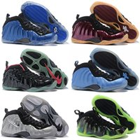 Novelty air foamposite - With shoes Box Air Foamposite Hardaway Penny Foamposites One Paranorman Royal Blue NIGHT MAROON GUM COP624041 Men size