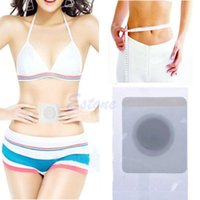 Wholesale 30pcs Magnetic Patch Diet Slim Slimming Weight Loss Adhesive Detox Burn Pads Fat