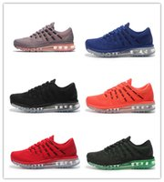 Wholesale Drop shipping new maxes black red men running shoes women sports shoes sneakers cheap high quality trainer