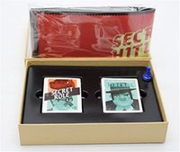 Wholesale 2016 Neweest Party Game KTV Game SECRET HITLER Games previously elected NEW president chancellor Card Kickstarter Edition