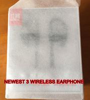 best bluetooth stereo earbuds - NEWEST Earphone Wireless Ear Hook earphones In Ear wireless Headphones Bluetooth Headsets Earbuds with Best Quality pb3 wireless DHL