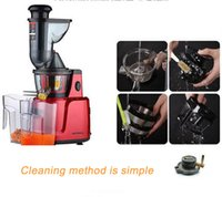 Wholesale Juicer Fruits Low Speed Juice Extractor Juicers More functions Fruit Machines V