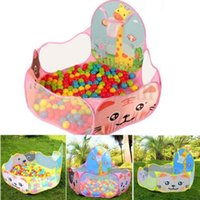 Cheap Portable Kids Play Tent Toy Child Ocean Ball Pit Pool Play Tent for Indoor Outdoor Game Toy