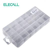 Wholesale Mini Plastic Tool Box For Screw Nut Nail Accessories Component Storage Colletion Box Plastic Case