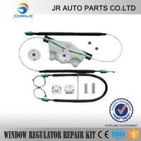 acura repairs - window regulator repair kit VW MK4 GOLF BORA WINDOW REGULATOR REPAIR KIT METAL CLIPS DOOR FRONT RIGHT SIDE