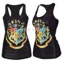 active shooter - V58 summer women tank tops Hogwarts Shooter Vest camisole