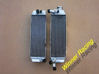 Wholesale Aluminum radiator For Honda XR650R Stroke cc water box motorcycle replacement parts engine cooling parts