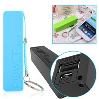 battery blackberry charger portable - 2600mAh Power bank USB PowerBank Portable External Battery Charger for iphone Samsung Power banks