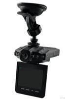Compra Cámaras de guión recuadro negro-La venta más alta de 2.5 '' Cámara de coches Dash coche DVR grabadora cámara de sistema negro cuadro H198 versión de la noche Video Recorder Dash Cámara