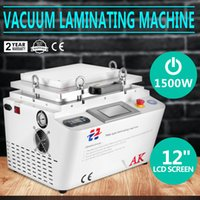 Wholesale 5in1 quot Vacuum OCA Laminating Machine Built in Pump Air Compressor No Bubble
