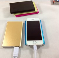 advance gift - Xiaomi mobile power apple millet ultra thin polymer advanced batteries gift rechargeable treasure mAh spare battery charger good qualit