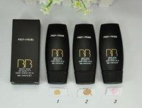 Wholesale New Makeup PREP PRIME BB beauty balm SPF Creme ml colors EUB USPS