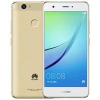 Ebook blanc Prix-Nouveau Dual SIM Huawei Nova GSM Unlocké Smartphone 64 Go / 4 Go de RAM Champagne / Blanc