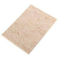 bamboo flooring adhesive - Self Adhesive Anti Skid Protective Felt Pad Floor Feet Table Furniture x11cm