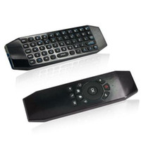 T5 2.4G Fly Air Mouse Mini télécommande sans fil Télécommande pour Smart Android TV BOX MXQ IR Remote Learning Motion Game Controller