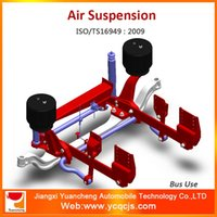 air ride systems - Custom Design City Bus Front Air Ride Suspension System Bus Air Suspension