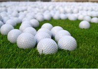 Wholesale pic New High Quality Sports Balls Golf Ball Exercise Double Deck Outdoor Sporting