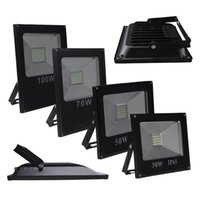 Wholesale Ultra Bright W W W W SMD5730 LED Flood Light Outdoor Landscape Lighting LED Floodlights AC V