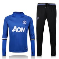 Wholesale best quality manchesteres city Jerseys manchesteres city unITED Training suit DE BYUYNE STERLING KUN AGUERO football shirt