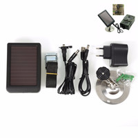 Wholesale High Quality HC300M mAh Solar Panel Charger Battery External Power for SUNTEK Hunting Cameras Wildlife Scouting Camera