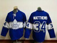 Wholesale Maple Leafs Auston Matthews Centennial Classic Hockey jersey Men s High Quality Hockey Wears Well Stitched