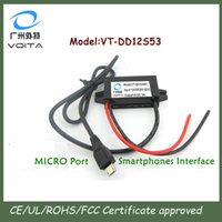 Wholesale dc to dc voltage converter power supply vdc step down v dc car use