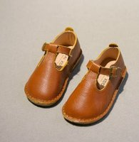 beauty exchanges - The new elegant baby shoes fashion children s patent leather beauty princess shoes kids exchange casual shoes